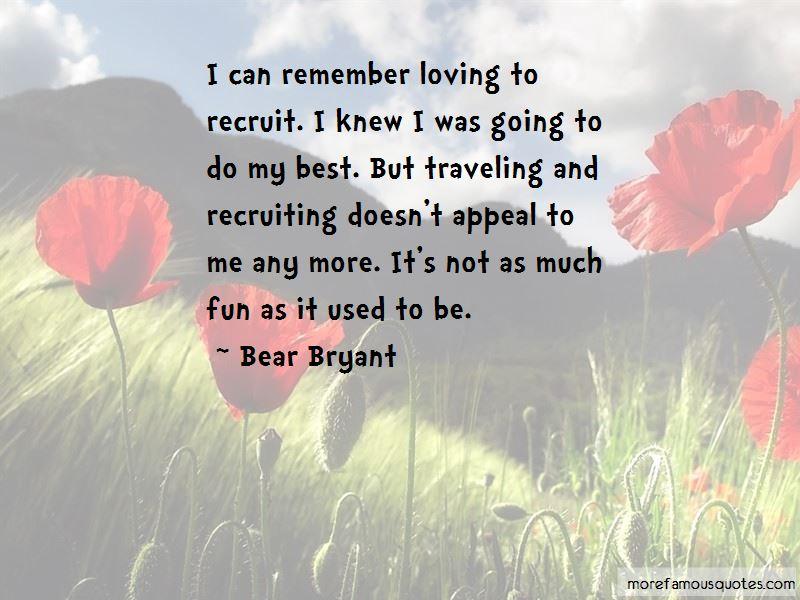 Fun Recruiting Quotes