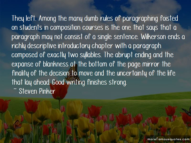 Introductory Paragraph Quotes