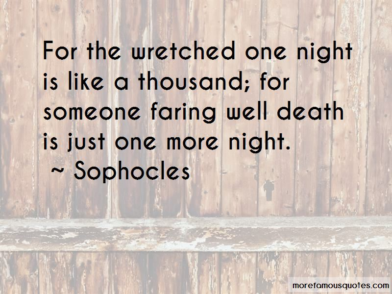 Just One More Night Quotes