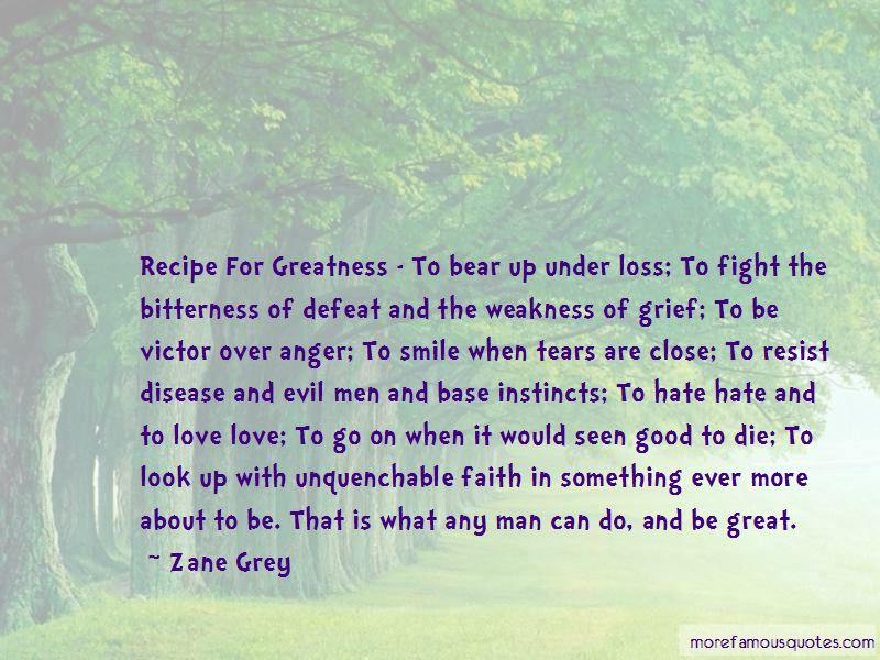 Loss Of A Great Man Quotes