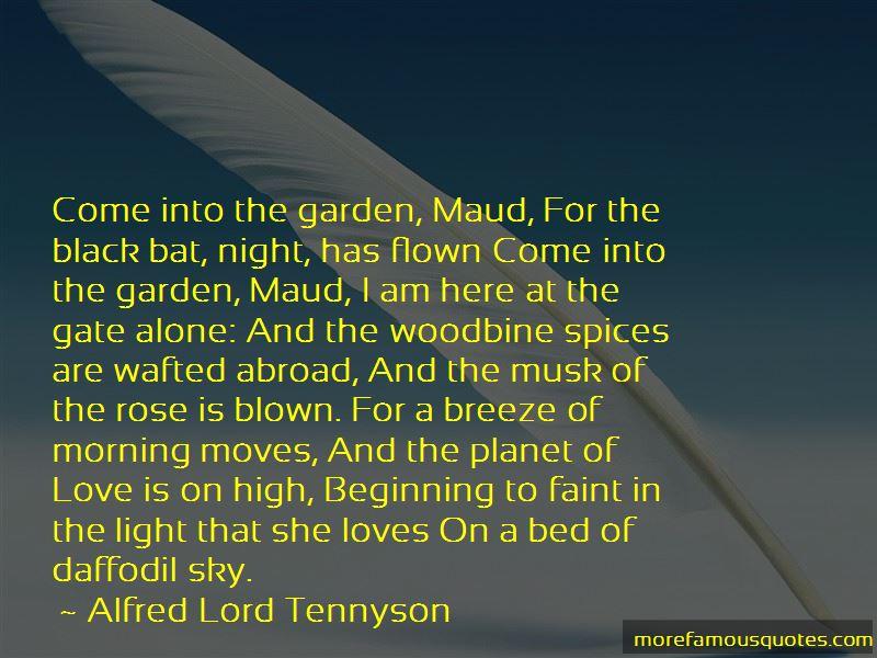 Maud Quotes