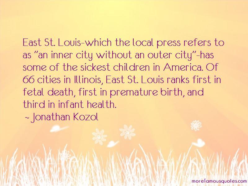 Premature Infant Death Quotes