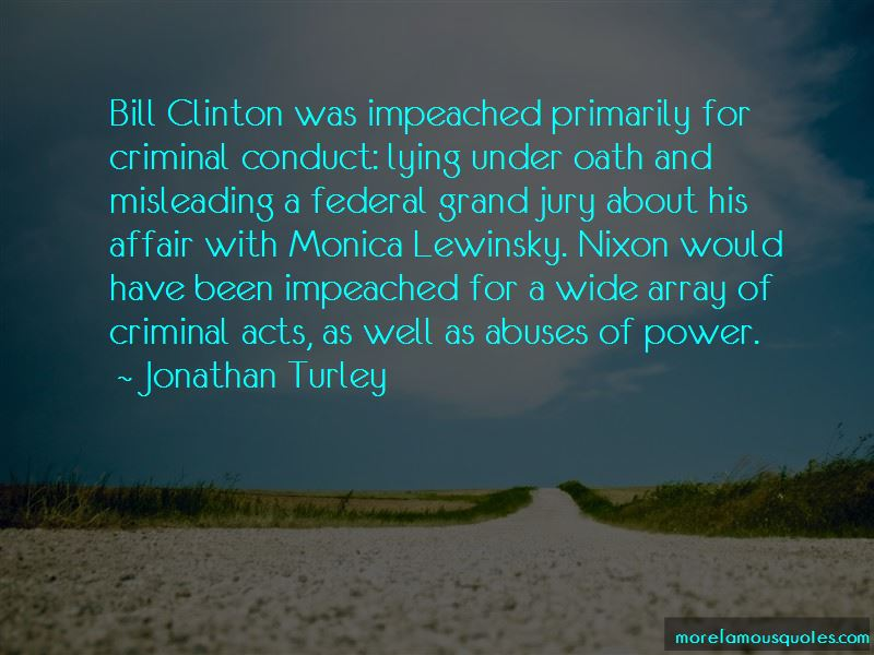 Quotes About Abuses Of Power