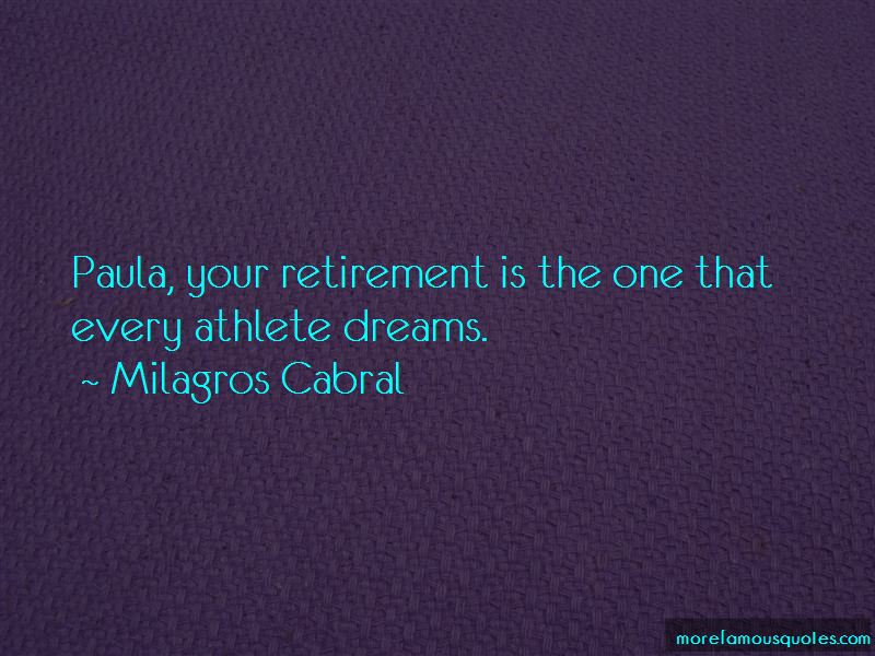 Quotes About Athlete Retirement