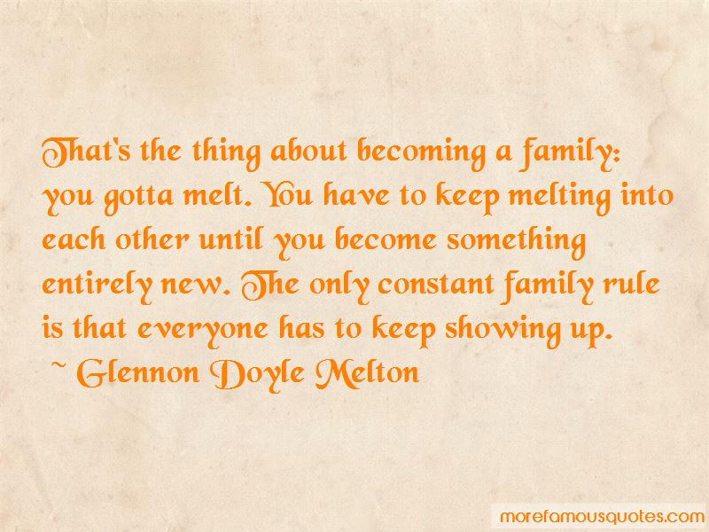 Quotes About Becoming A Family