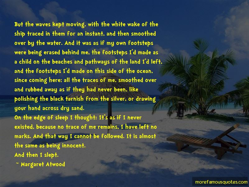 Quotes About Being Erased