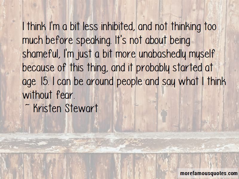 Quotes About Being Shameful