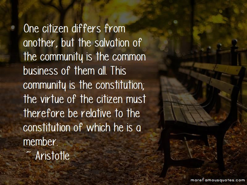 Quotes About Business And Community
