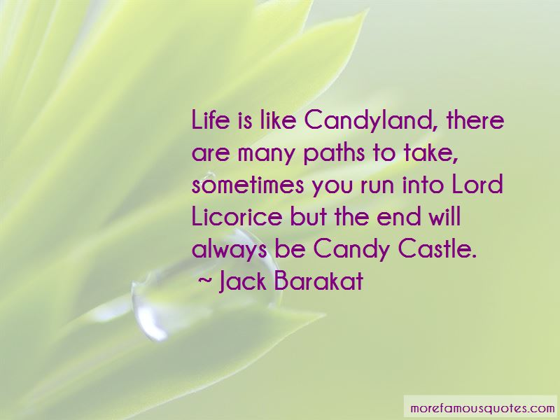 Quotes About Candyland
