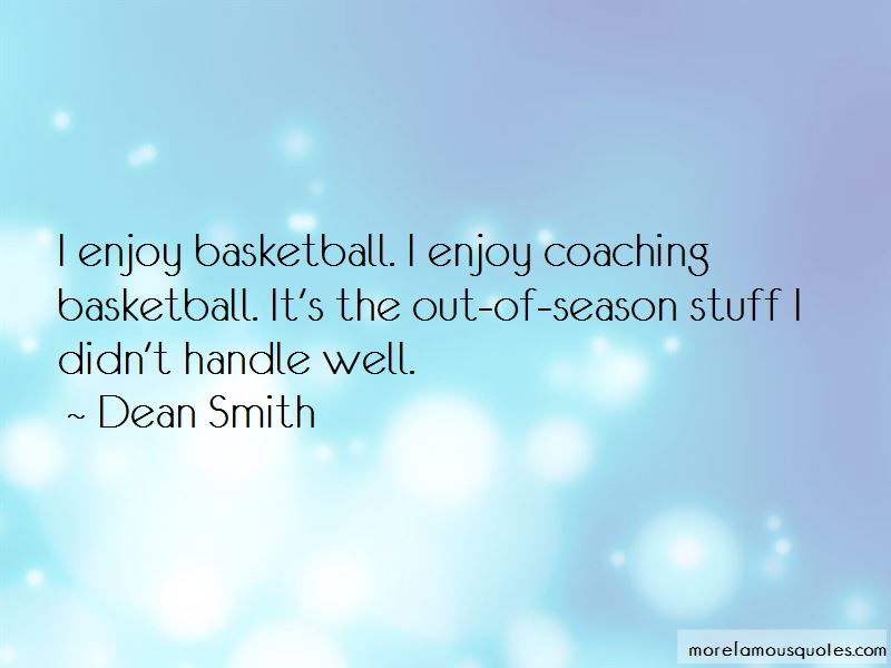 Quotes About Coaching Basketball