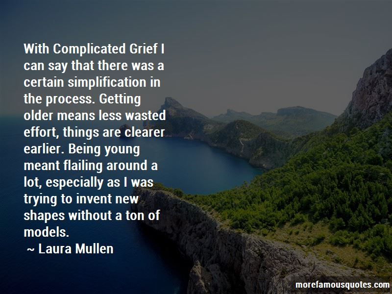 Quotes About Complicated Grief