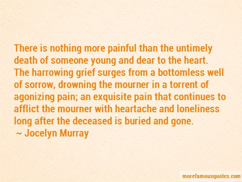 Death And Heartache Quotes Pictures 4