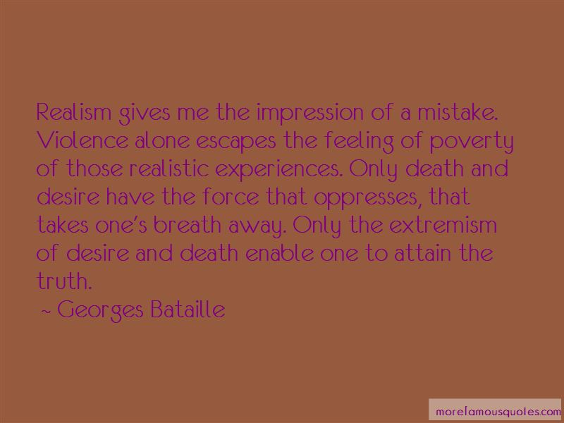 Quotes About Desire And Death