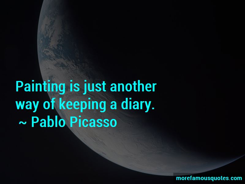 Quotes About Diary Keeping