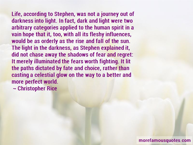 Quotes About Fate And Choice