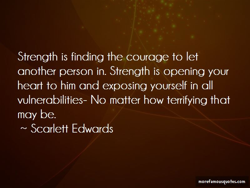 Finding The Strength To Let Go Quotes Pictures 4