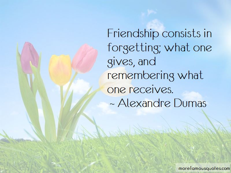 Quotes About Forgetting Friendship