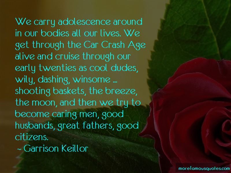 Quotes About Good Husbands And Fathers