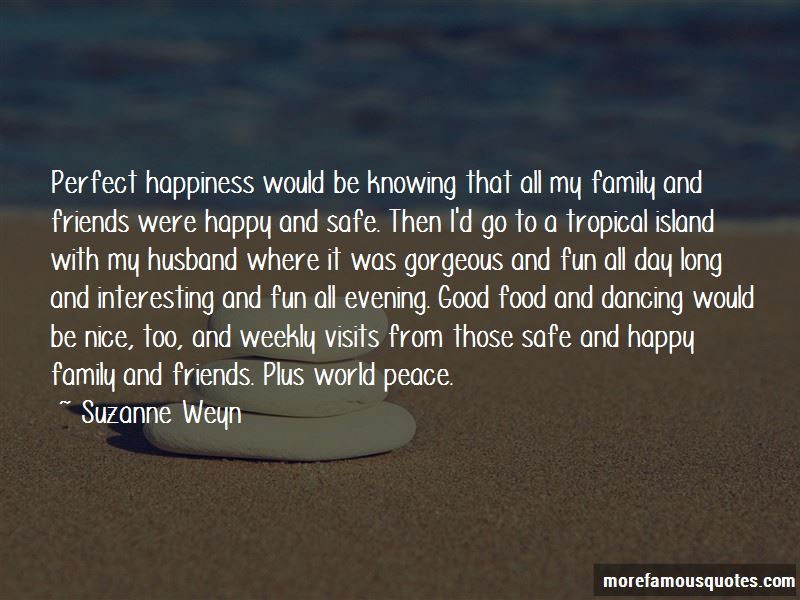 Quotes About Happiness Friends And Family