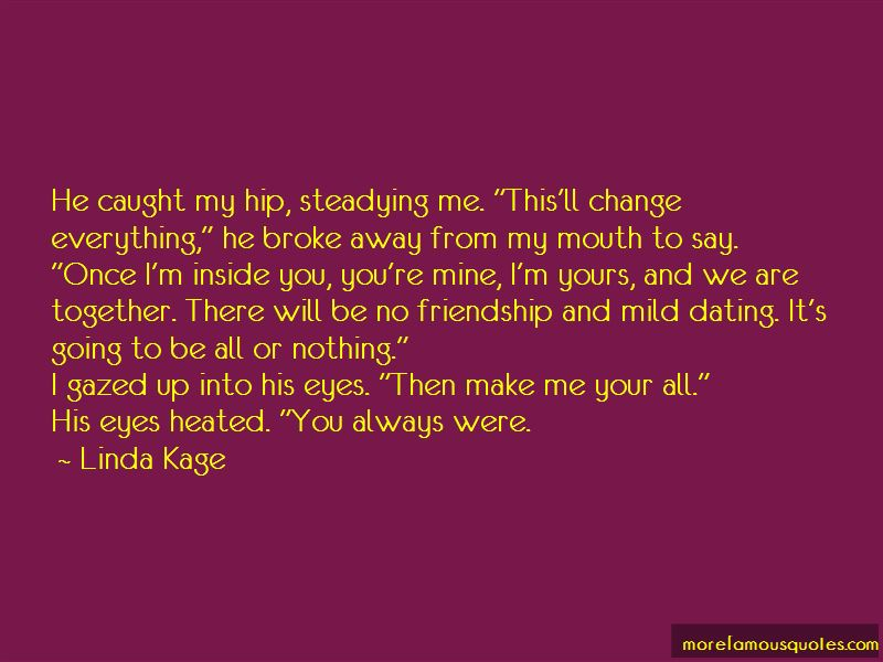 He Will Always Be Mine Quotes Pictures 4