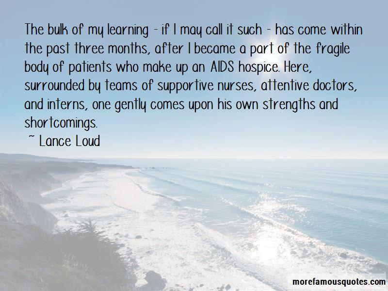Quotes About Hospice Nurses: top 3 Hospice Nurses quotes ...