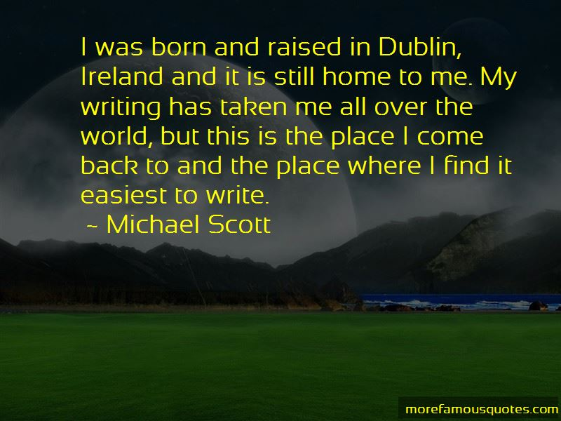 Quotes About Ireland