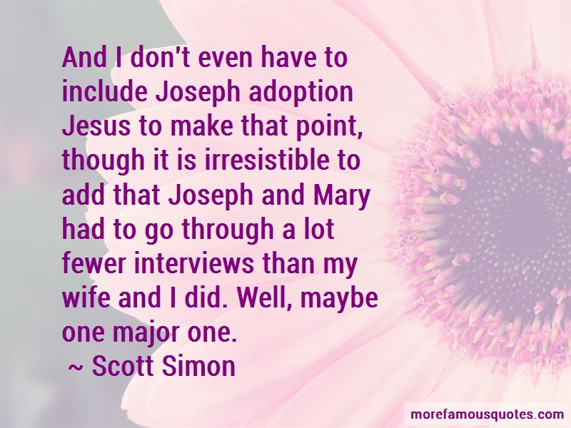 Quotes About Joseph And Mary