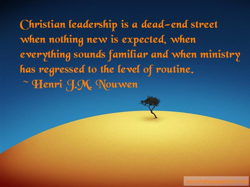 Ministry Leadership Quotes Pictures 3