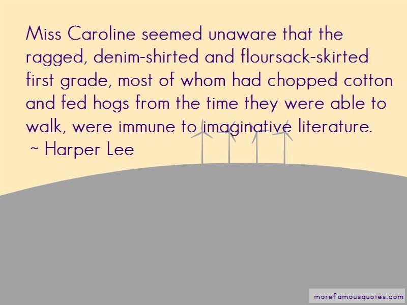 Miss Caroline Quotes Pictures 2