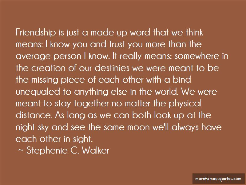 Quotes About Missing Him Long Distance