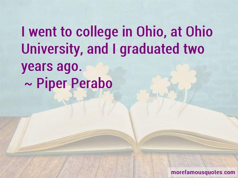 Quotes About Ohio University