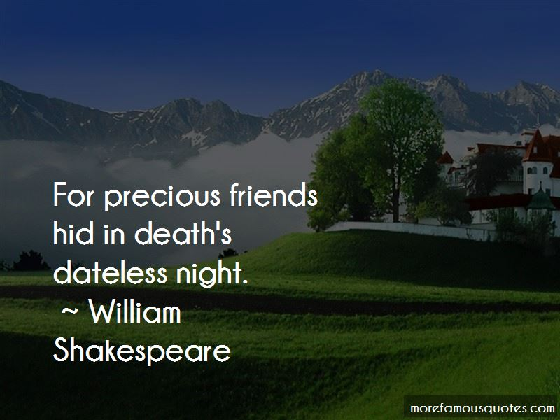 Quotes About Precious Friends