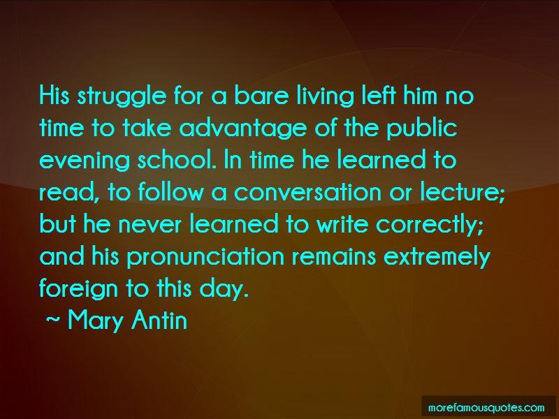 Quotes About Pronunciation