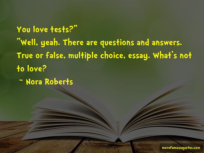 Questions And Answers Quotes Pictures 4