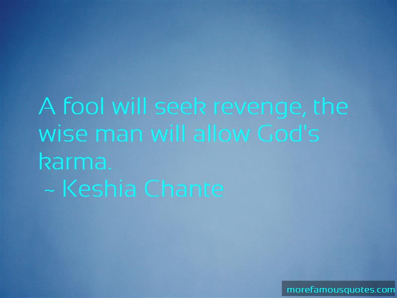Revenge And Karma Quotes Pictures 2