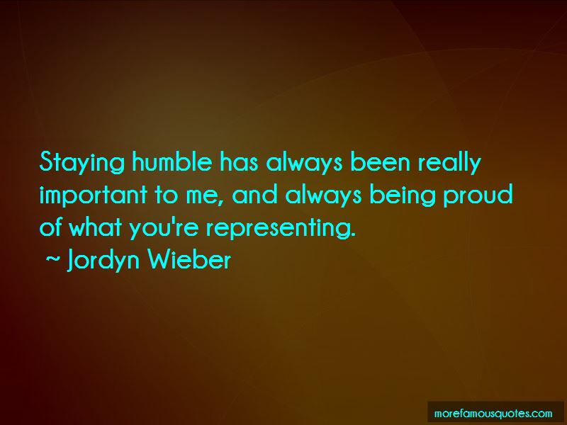 Staying Humble Quotes Pictures 4