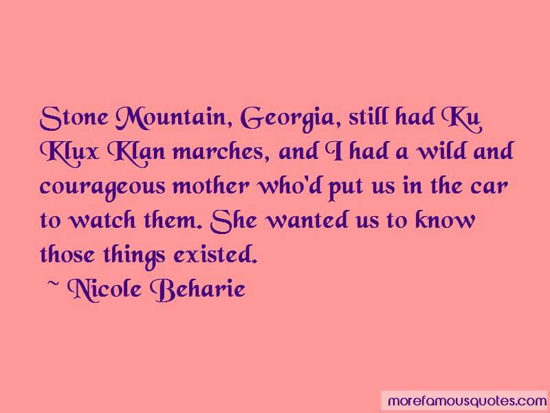 Stone Mountain Quotes Pictures 2