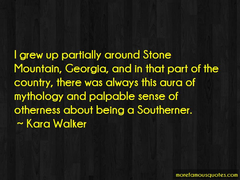 Quotes About Stone Mountain