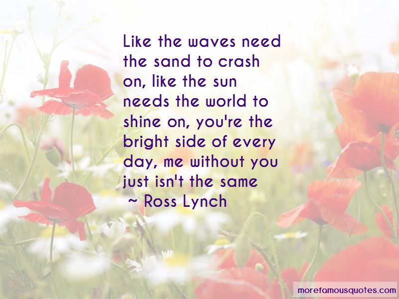 Quotes About The Bright Side