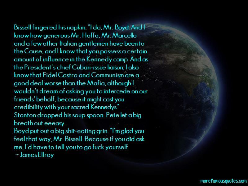 Quotes About The Mafia Italian