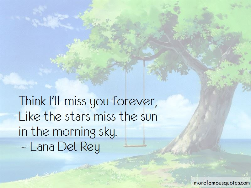 Quotes About The Morning Sky
