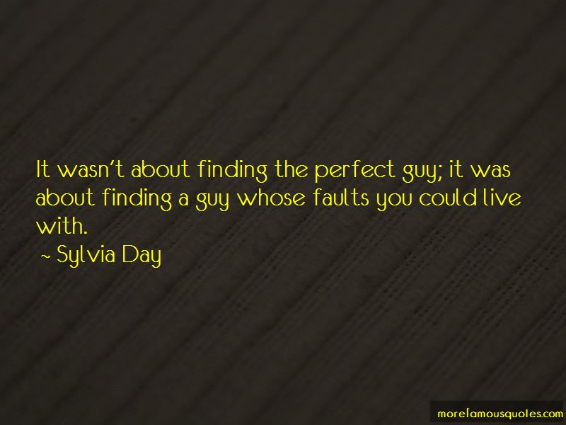 The Perfect Guy Quotes Pictures 2