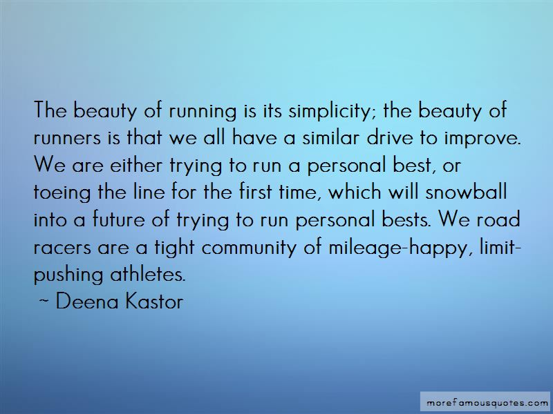Running Mileage Quotes