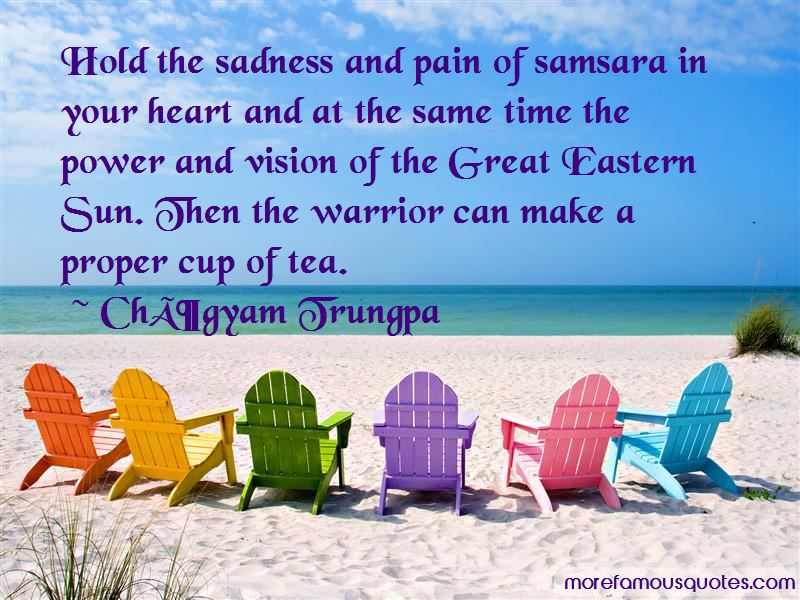 Sun Warrior Quotes