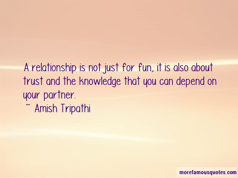 Trust Your Relationship Quotes: top 33 quotes about Trust ...