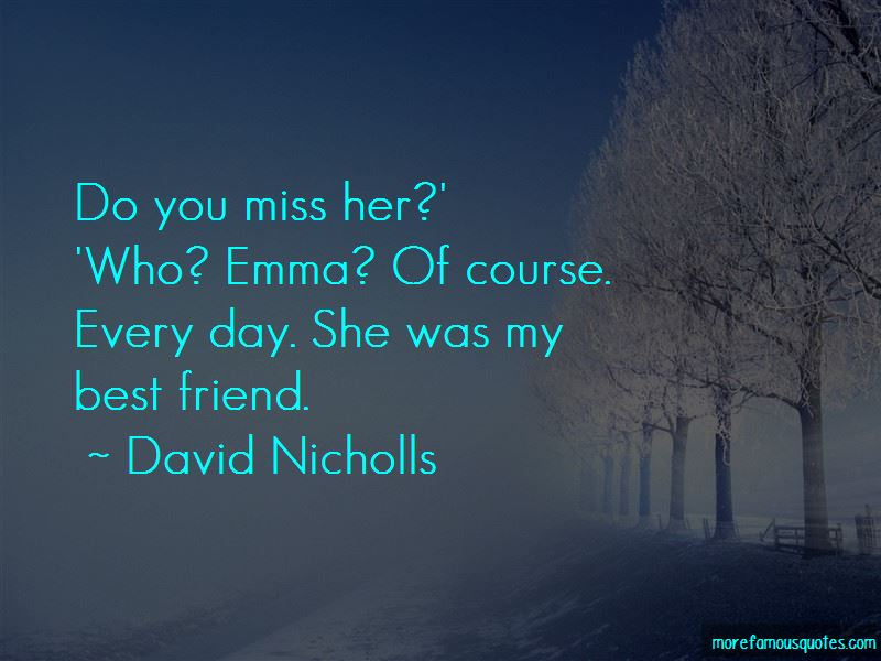 Best Friend I Miss You Quotes