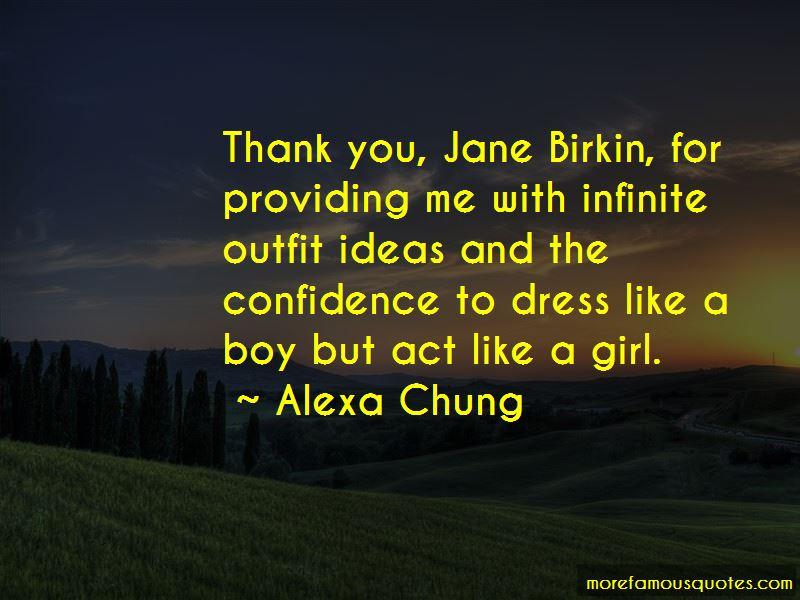 Birkin Quotes