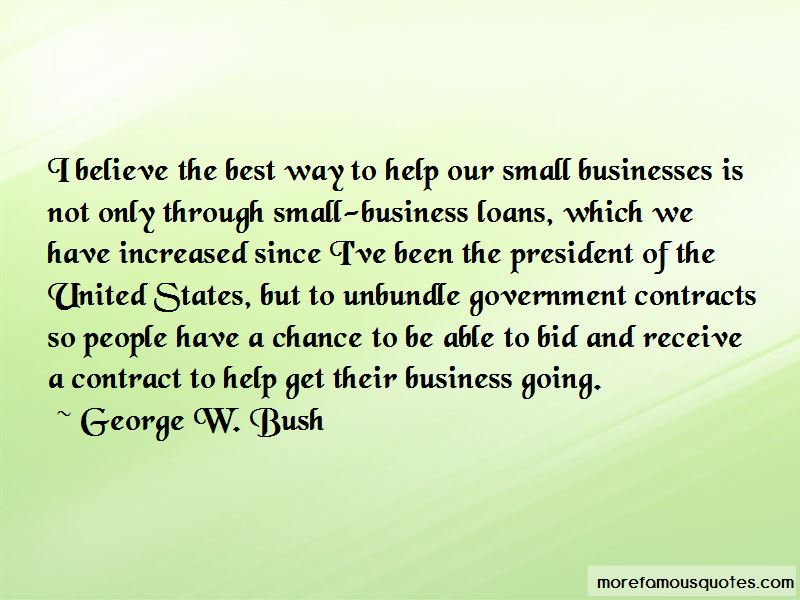 Business Loans Quotes