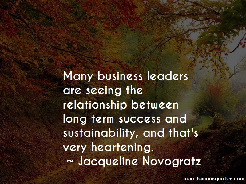Business Relationship Success Quotes Pictures 3