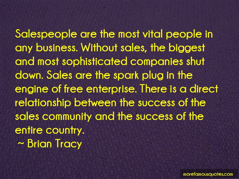 Business Relationship Success Quotes Pictures 4
